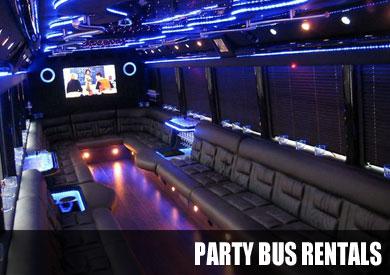 Fresno Party Bus Rental