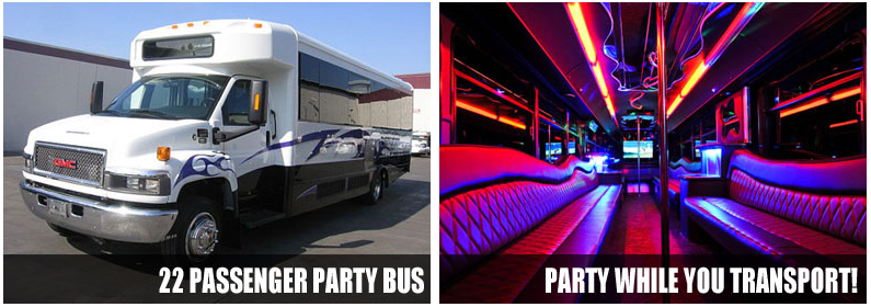 Party Bus Rentals Fresno