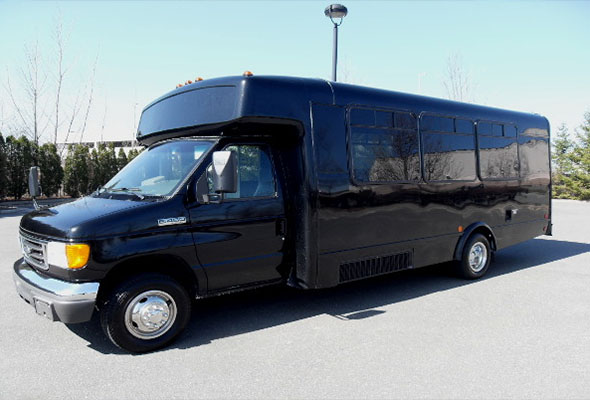 18 Passenger Party Buses Fresno