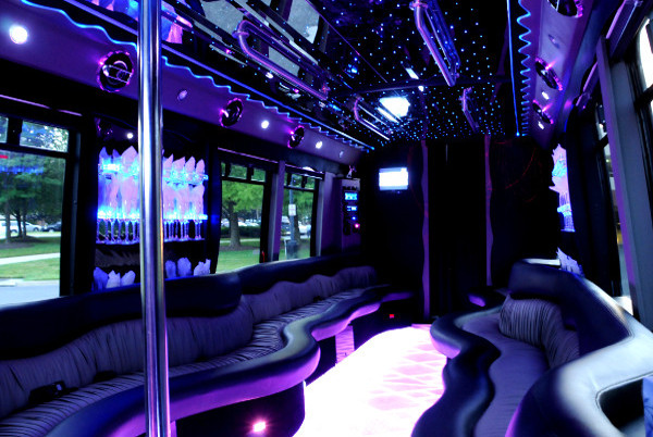 22 Seater Party Bus FresnoCA