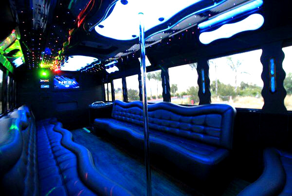 Party Bus For 40 People Fresno